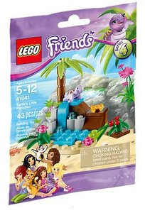 LEGO® Friends 41041 - Schildrötenparadies