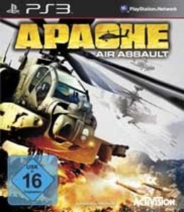 Apache: Air Assault. PlayStation PS3