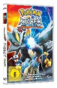 Pokemon 15 Kyurem Gegen den Ritter