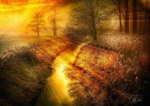 Zwischenwelten, Zeiten zwischen Tag und Nacht (Posterbuch DIN A4