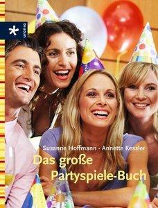 Hoffmann, S: Große Partyspiele-Buch