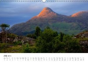 Western Highlands (Wall Calendar 2015 DIN A3 Landscape)