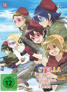 Stella Women's Academy, High School Division Class C3 - DVD Box