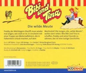 Bibi und Tina 28. Die wilde Meute. CD
