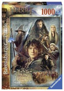 Ravensburger 193387 - The Hobbit, Hin und Zurück