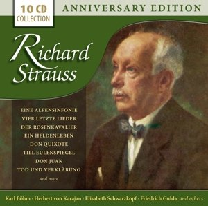 Richard Strauss-Anniversary Edition