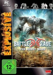 Battle Rage Explosive - The Robot Wars
