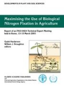 Maximising the Use of Biological Nitrogen Fixation in Agricultur
