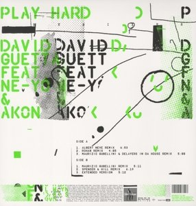 Play Hard (Remixes)