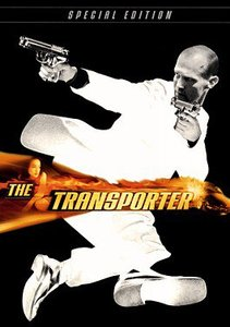 The Transporter-Doppel-DVD