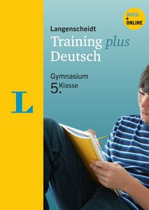 Langenscheidt Training plus Deutsch 5. Klasse