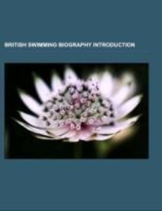 British swimming biography Introduction