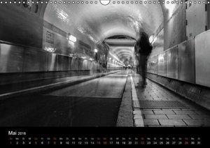 Der Stadtschleicher (Wandkalender 2016 DIN A3 quer)