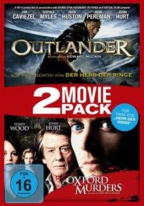 Outlander & Oxford Murders