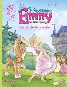 Prinzessin Emmy und ihre Pferde - Die falsche Prinzessin