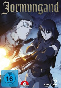 Jormungand - DVD Box 2 (2 DVDs)
