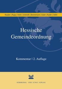 Hessische Gemeindeordnung (HGO)