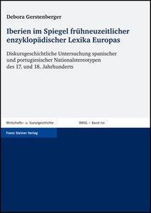 Iberien im Spiegel frühneuzeitlicher enzyklopädischer Lexika Eur