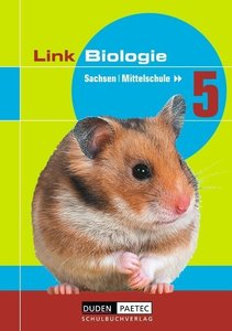 Link Biologie 5. Schülerbuch. Mittelschule. Sachsen