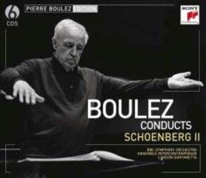 Pierre Boulez Edition: Schönberg II