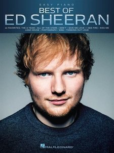 Best Of Ed Sheeran (Piano Book)