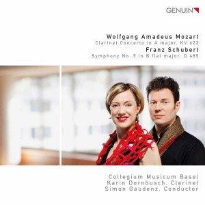 Klarinettenkonzert A-Dur/Sinfonie 5