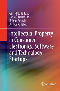 Intellectual Property in Consumer Electronics, Software and Tech