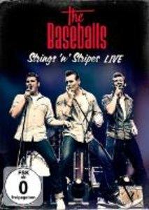 The Baseballs - Strings n Stripes LIVE