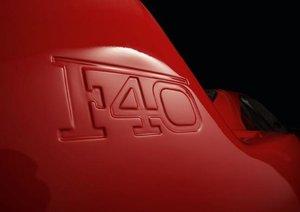 Ferrari F40 LM (Poster Book DIN A4 Landscape)