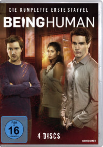 Being Human-Die komplette 1.Staffel (DVD)