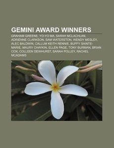 Gemini Award winners