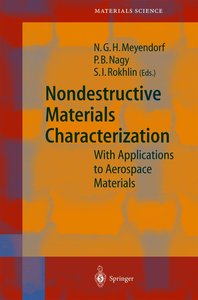 Nondestructive Materials Characterization