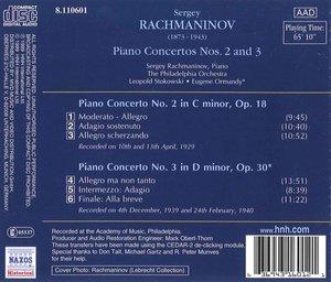 Klavierkonzert 2+3