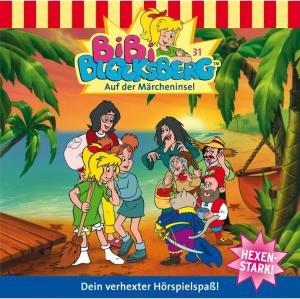 Bibi Blocksberg 31. Auf der Märcheninsel