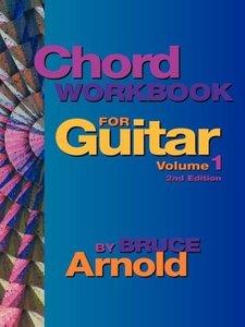 Chord Workbook for Guitar Volume One