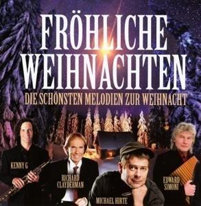 Fröhliche Weihnachten (Die schönsten Melodien zur Weihnacht)