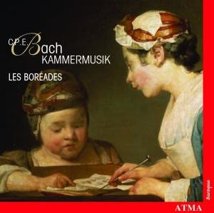 CPE Bach: Kammermusik