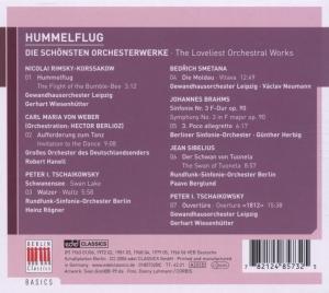 Hummelflug-Die Schönsten Orchesterwerke