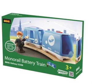 Brio 33308 - Monorail Shuttlezug