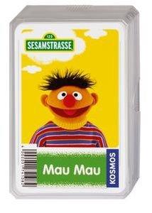 Sesamstrasse Mau-Mau
