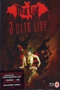 3 Bats Live (Blu-Ray)