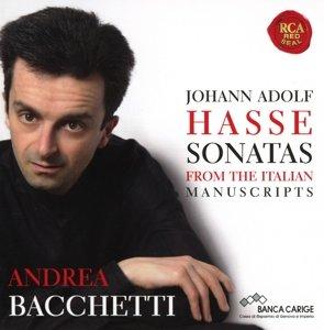 Johann Adolf Hasse-Piano Sonatas