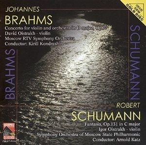 Violin Concerto/Fantasia op.131