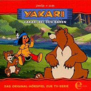 Yakari 03. Yakari bei den Bären