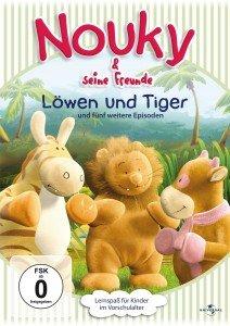 Nouky & Seine Freunde-Löwen und Tiger