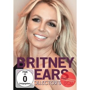 Britney Spears DVD Collector's Box