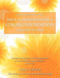 Biblical Principles for a Strong Foundation (Women's Design)