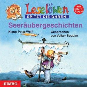 Leselöwen Seeräubergeschichten. CD
