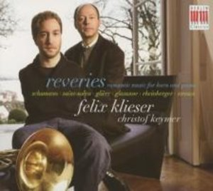 Reveries - Romantic Music for Horn and Piano