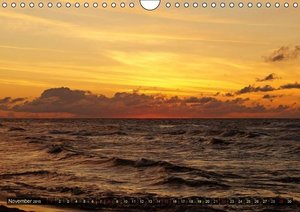 Baltic Sea in colour (Wall Calendar 2015 DIN A4 Landscape)